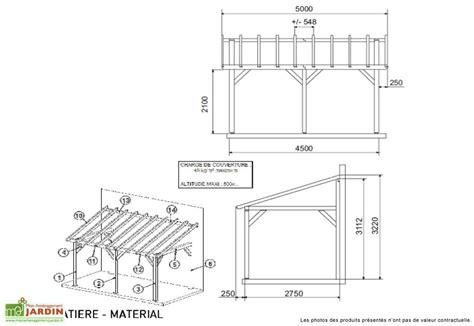 plan de pergola en bois gratuit gazebo en bois plan gratuit mzaol