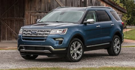 ford explorer dropped export markets caradvice