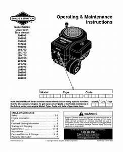 288700 Manuals