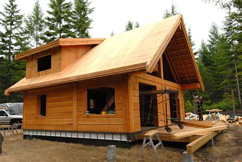 timber frame cabin gulf islands cabin update tamlin homes timber frame