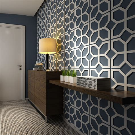 Wall 3d by Flowers 3d Wall Panels Moonwallstickers
