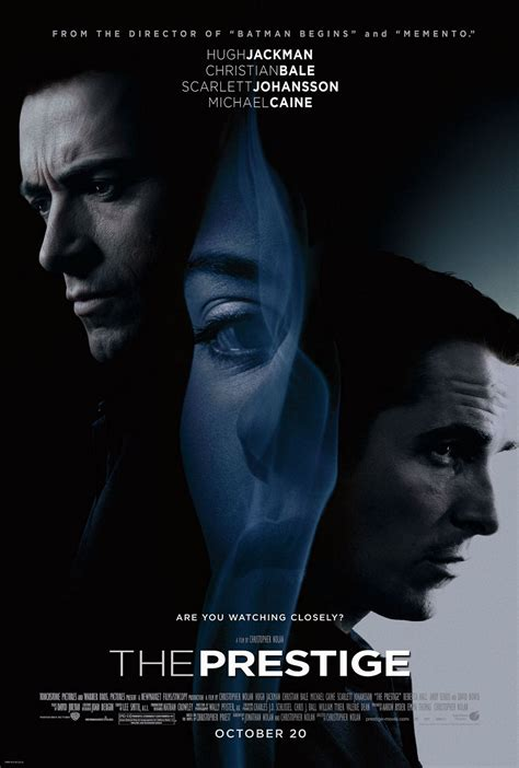 The Prestige Movie Great Movies