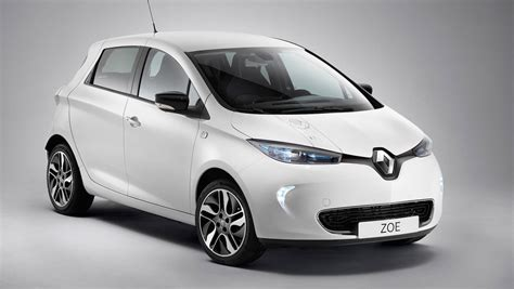 renault zoe report renault zoe facelift coming this july with more