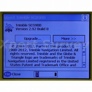 Trimble 3600 Total Station User Manual
