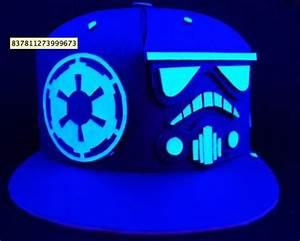 Glow in the Dark Hats Neon Hat Concept