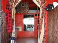 Homemade Truck Camper Interior