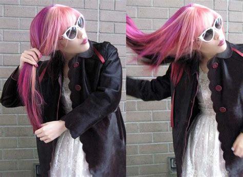 Fashion Blogger La Carmina Now Has Pink Hair Check Out