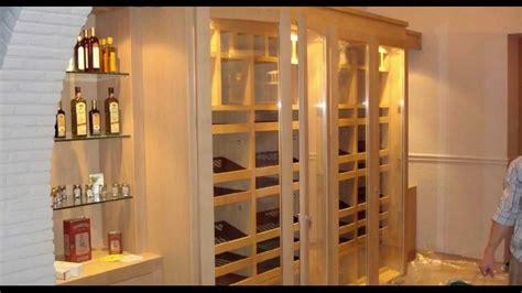 Armoire A Vin armoire 224 vin sur mesure ch 234 ne verni