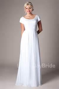 modest wedding dresses mormon lds temple marriage