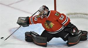 Blackhawks goalie Crawford could return before playoffs ...