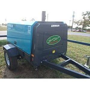 towable air compressor green acres rental stephenville
