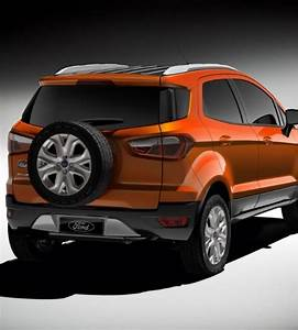 Ford 4x4 Prix : le nouveau petit 4x4 de ford en images ~ Medecine-chirurgie-esthetiques.com Avis de Voitures