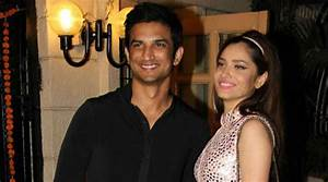 Sushant Singh Rajput And Ankita Lokhande Real Marriage ...