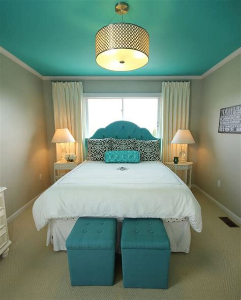 chambre bleu turquoise 21 breathtaking turquoise bedroom ideas