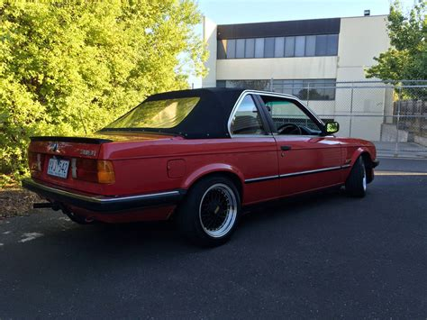 Bmw E30 For Sale by Baurspotting 1985 Bmw E30 318i Tc Baur Manual For Sale In