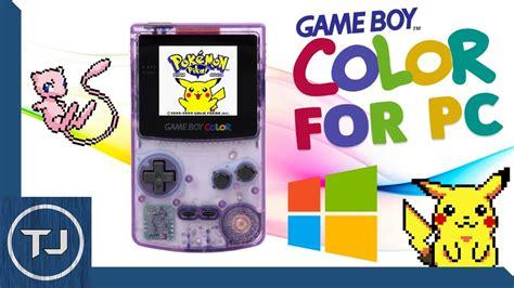 gameboy color emulator gameboy color emulator for windows 10 free 2017