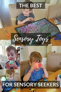 The Best Sensory Toys for Sensory Seekers