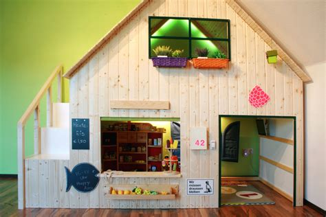 Hochbett Haus  Haus Ideen