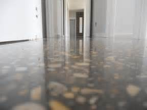 Stained Concrete Floor Polish Image