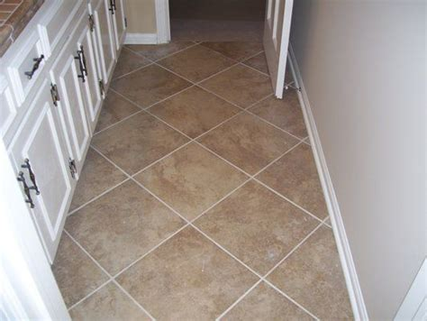 travertine tile kitchen diagonal tile pattern with large tiles flooring 2925