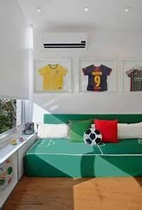 But Foot Enfant : coupe du monde 10 id es d co foot pour une chambre d 39 enfant ~ Teatrodelosmanantiales.com Idées de Décoration