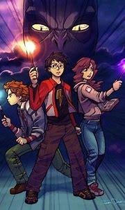 Pin by George on Harry Potter | Harry potter cartoon ...