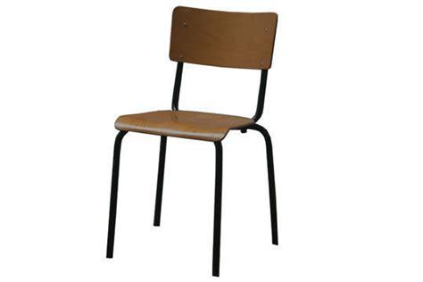 chaise écolier table et chaise de cuisine pas cher mobilier sur