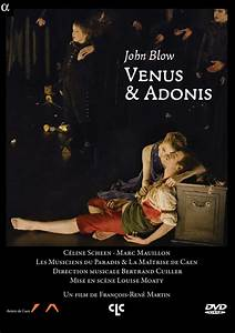 BLOW: Venus and Adonis