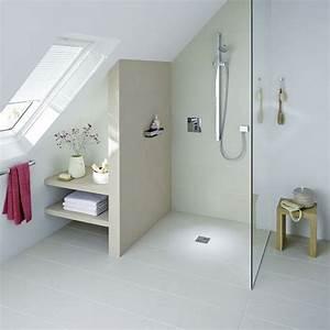 Badezimmer Mit Schräge : badezimmer klein mit schr ge dachboden pinterest ~ Lizthompson.info Haus und Dekorationen