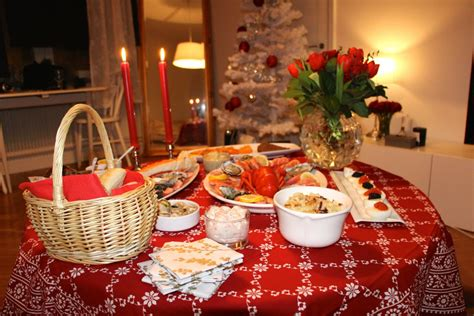 swedish   french christmas table sara elman