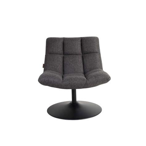 tissu siege fauteuil tissu pivotant lounge par drawer fr
