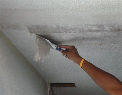 popcorn ceiling repair not about the popcorn cozy crooked cottage