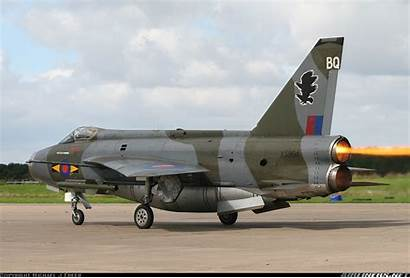 Lightning F6 Electric English Air Aviation Force