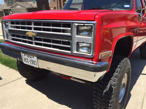 1984 Chevy Crew Cab Shortbed Cummins Conversion