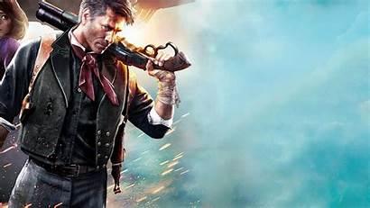 Bioshock Infinite Wallpapers 4k Xbox Games Pc