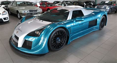 Former 'ring King Gumpert Apollo Sport Is Up For Sale In