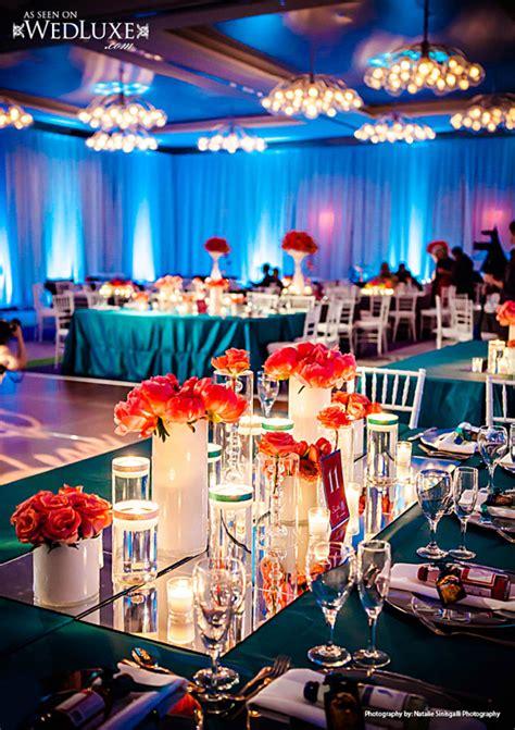 stunning luxury wedding reception decorations part