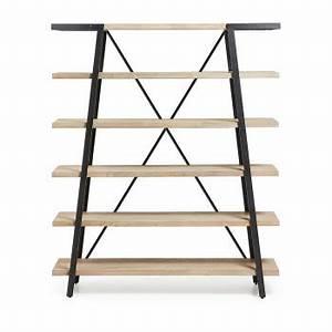 Etagere Bois Design : etag re design tag re m tallique et meuble tag re drawer ~ Teatrodelosmanantiales.com Idées de Décoration