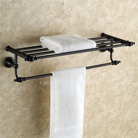 curtain curtain rods for corner hanging black rubbed bronze towel shelves for bathroom