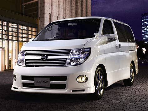 Nissan Elgrand Picture by 2014 Nissan Elgrand E51 Pictures Information And