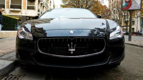 Who Makes Maserati Cars?