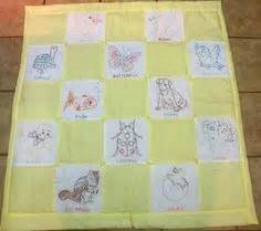 6312 quilt bedding sets 1000 images about embroidered baby quilts on