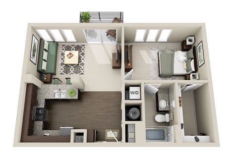 bedroom apartment layouts google search houses
