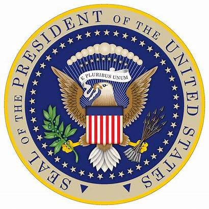 Seal Presidential President States United Clipart Presidents