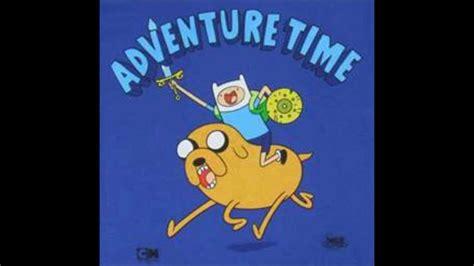 Adventure Time Theme Song (lyrics In Description)