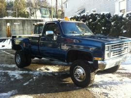 cost  deliver   chevrolet pickup dually  ton
