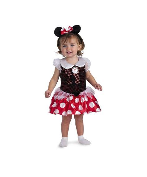 Minnie Disney Baby Kids Costume  Girls Disney Costumes