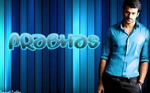 Prabhas in Blue Shirt Abstract by Sumanth0019 on DeviantArt