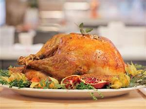 On Thanksgiving Day, Watch a Turkey Cooking from Start to ...
