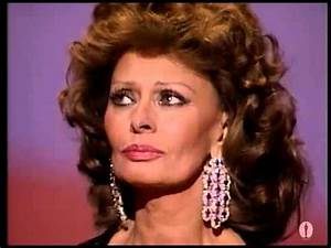 This Once In A Lifetime Tribute To Sophia Loren Is